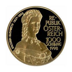Goldmünzen Österreich