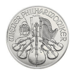 Philharmoniker Platinunze